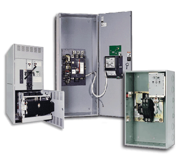 ASCO transfer switches