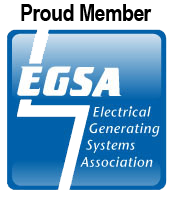 member of Electrical generating Systems Association EGSA